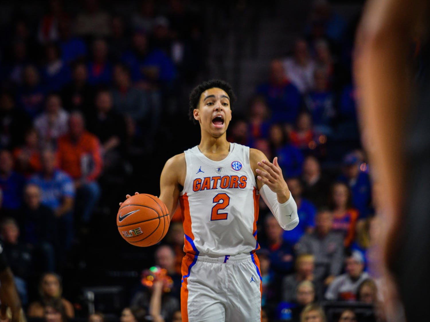 Sophomore point guard Andrew Nembhard decided to return to Florida and forego the 2019 NBA Draft. He led the team with 194 assists and also averaged 8 points per game.