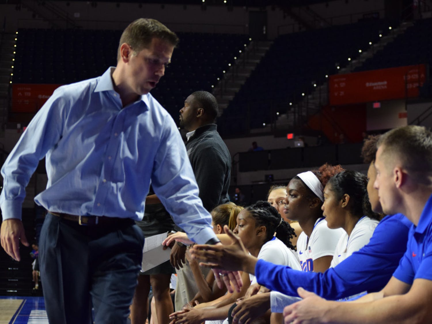 Over three days, Florida will play three games, starting with the Richmond Spiders at 4:30 p.m. Tuesday. With the schools meeting for the fourth time, UF has never notched a win against Richmond.