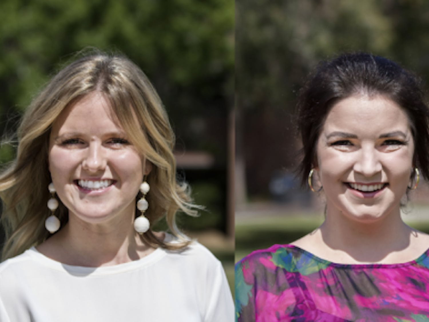 Meet the women of UF Student Government Senate