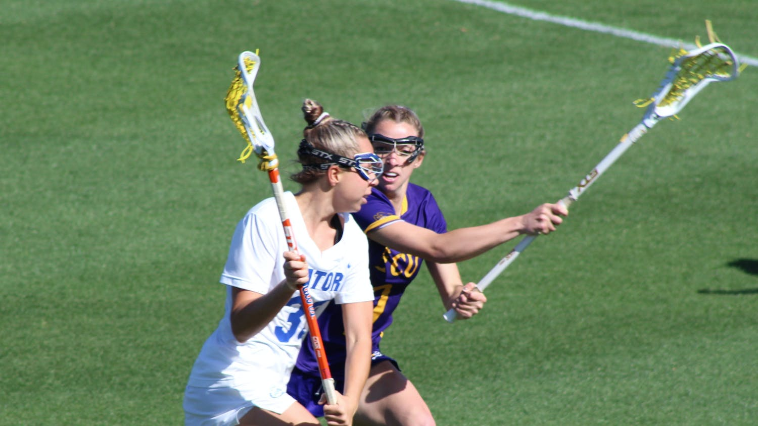 Florida defeated the Pirates 20-9 Thursday at the 'Diz. Photo from UF-East Carolina game April 1.