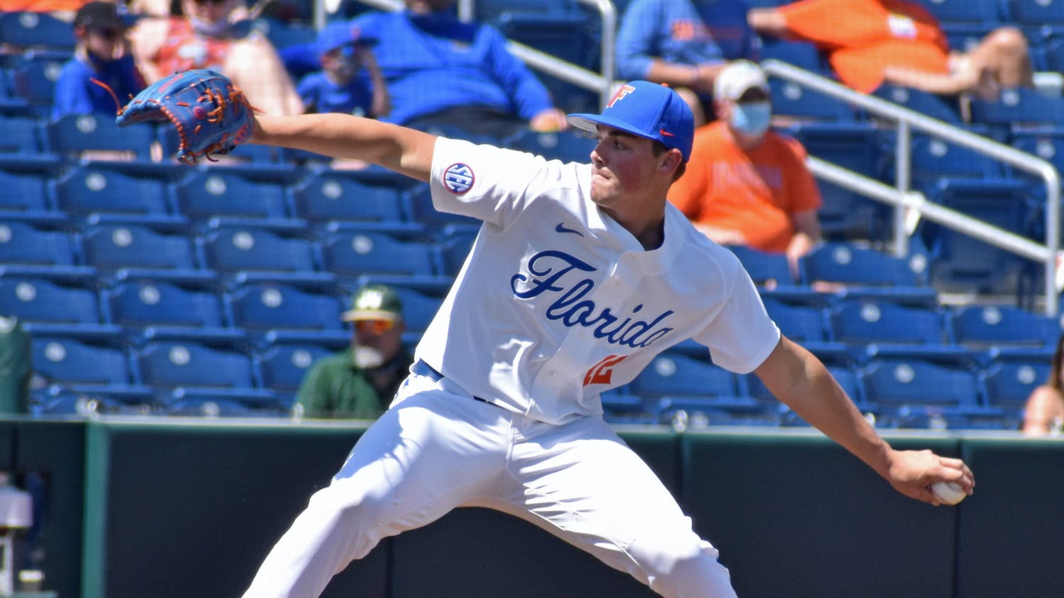 The Gators look to continue a run as they head on the road to a conference weekend series against Auburn. Photo from UF-Jacksonville game March 14.