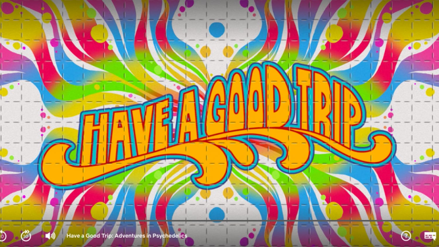 """Have a Good Trip"" aims to debunk the idea that psychedelics are a torturous one-way journey towards psychosis by interviewing beloved celebrities and animating their spiritual, orgasmic and rejuvenating experiences in the psychedelic realm."