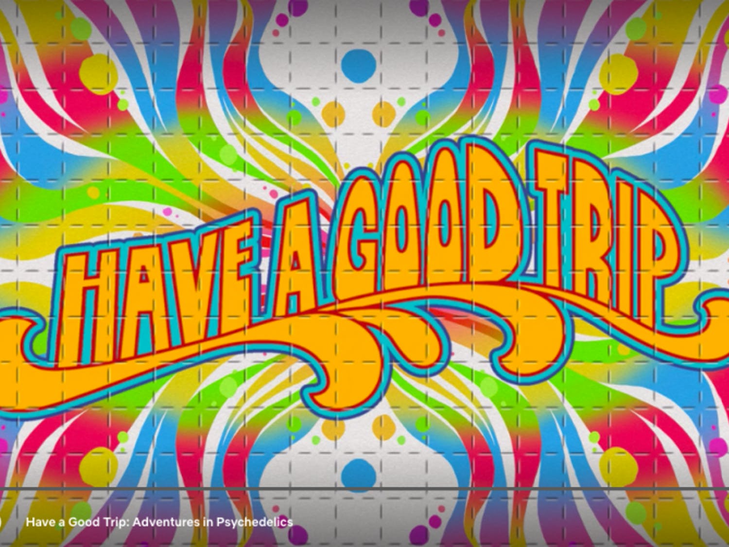 """""""Have a Good Trip"""" aims to debunk the idea that psychedelics are a torturous one-way journey towards psychosis by interviewing beloved celebrities and animating their spiritual, orgasmic and rejuvenating experiences in the psychedelic realm."""