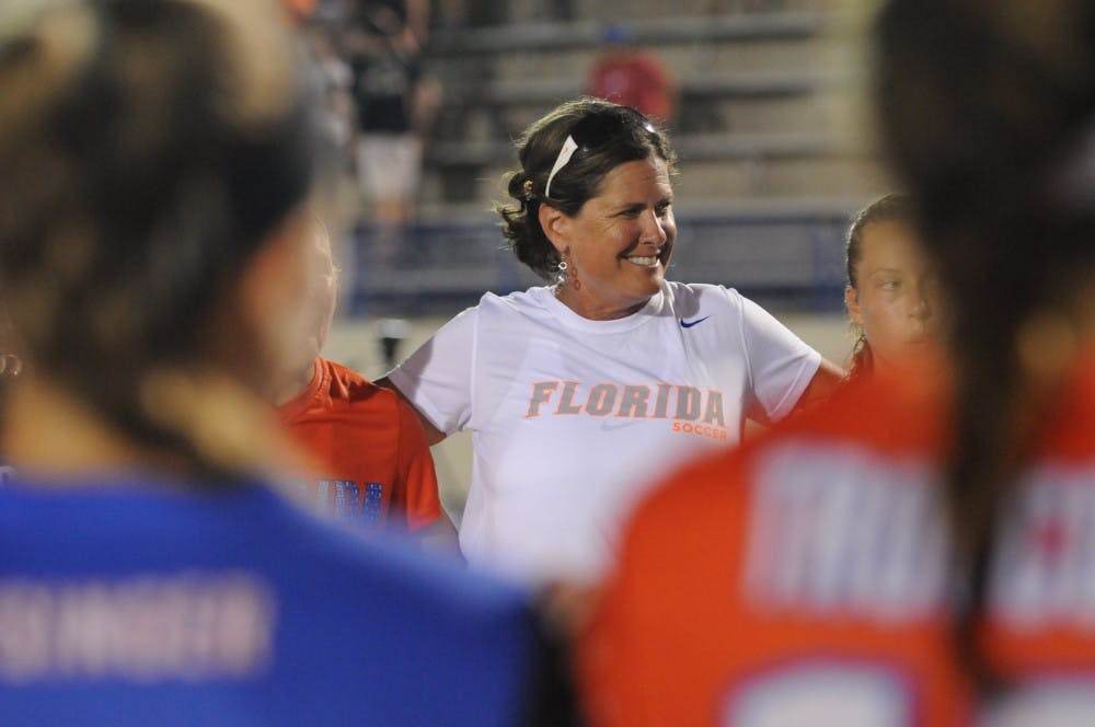 Former longtime Florida head coach Becki Burleigh is expected to take a coaching job with the NWSL's Orlando Pride in her first work beyond the Florida Gators.