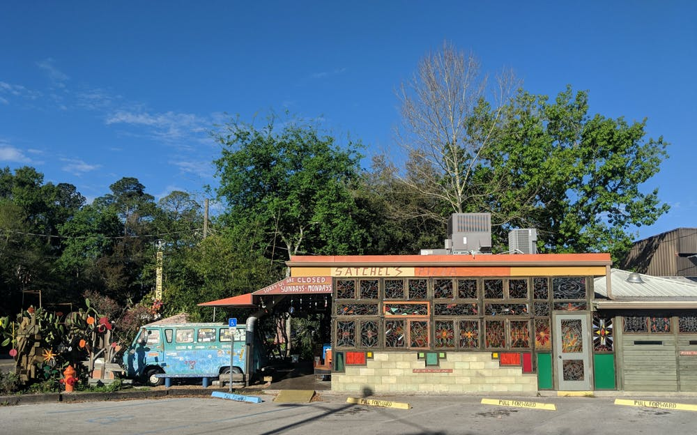 Satchel's Pizza has been a staple in the Gainesville community since its opening in 2003.
