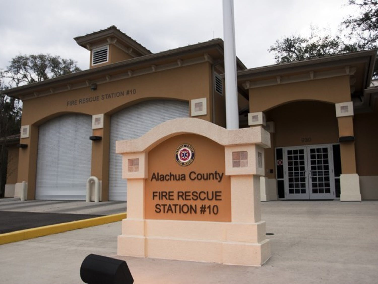 The Alachua County Fire Rescue Station, located at 930 SEFifth St., is now LEED-certified. It is the county's only certified green building and the first station to be certified in Florida.
