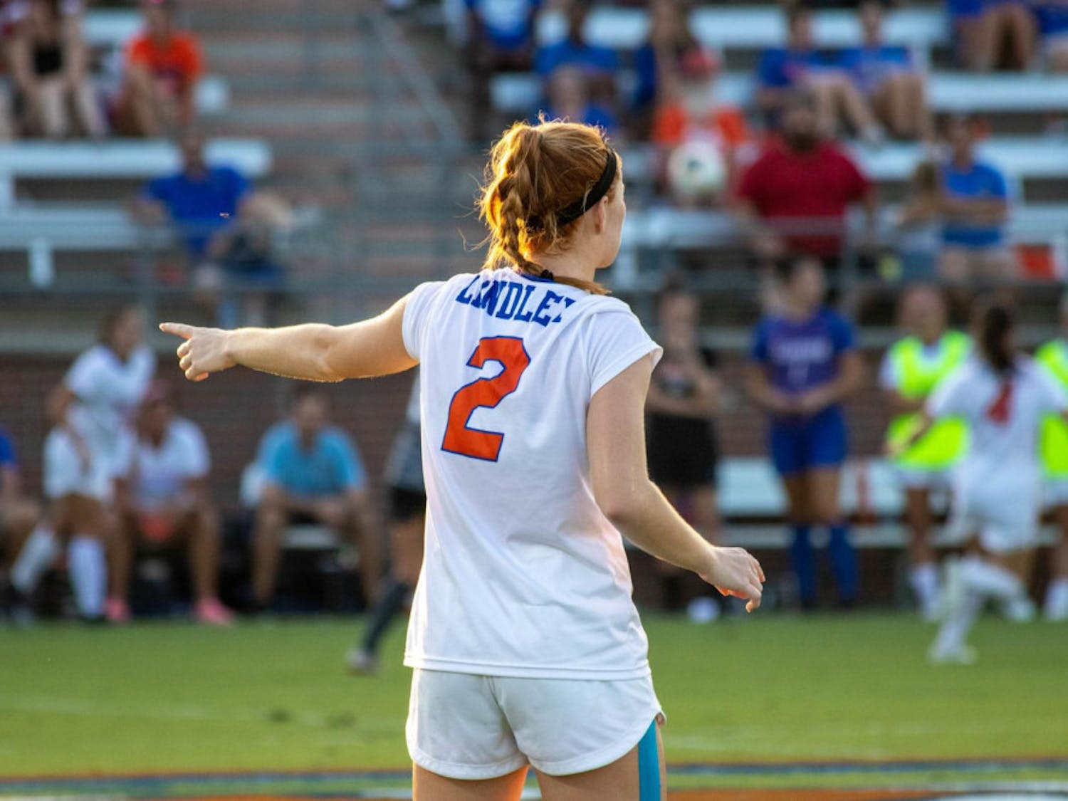 This season's eight-game, conference-only schedule could pose a new challenge for the Gators, as they usually have a healthy out-of-conference schedule to prepare for SEC play.