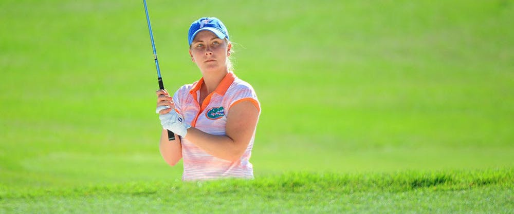<p><span>Senior Taylor Tomlinson led UF women's golf with an even par performance in the second round of the National Championship in Stillwater, Oklahoma. However, UF dropped three places to 13th and shot 15 over for the round.</span></p>