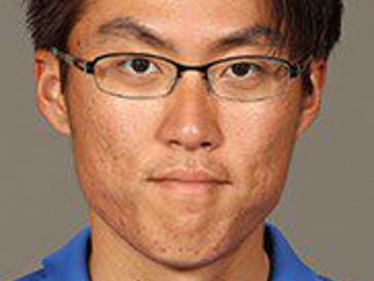 Freshman Won Jun Lee was Florida's top performer on Friday in the first round of the Schenkel Invitational, shooting 1 under.