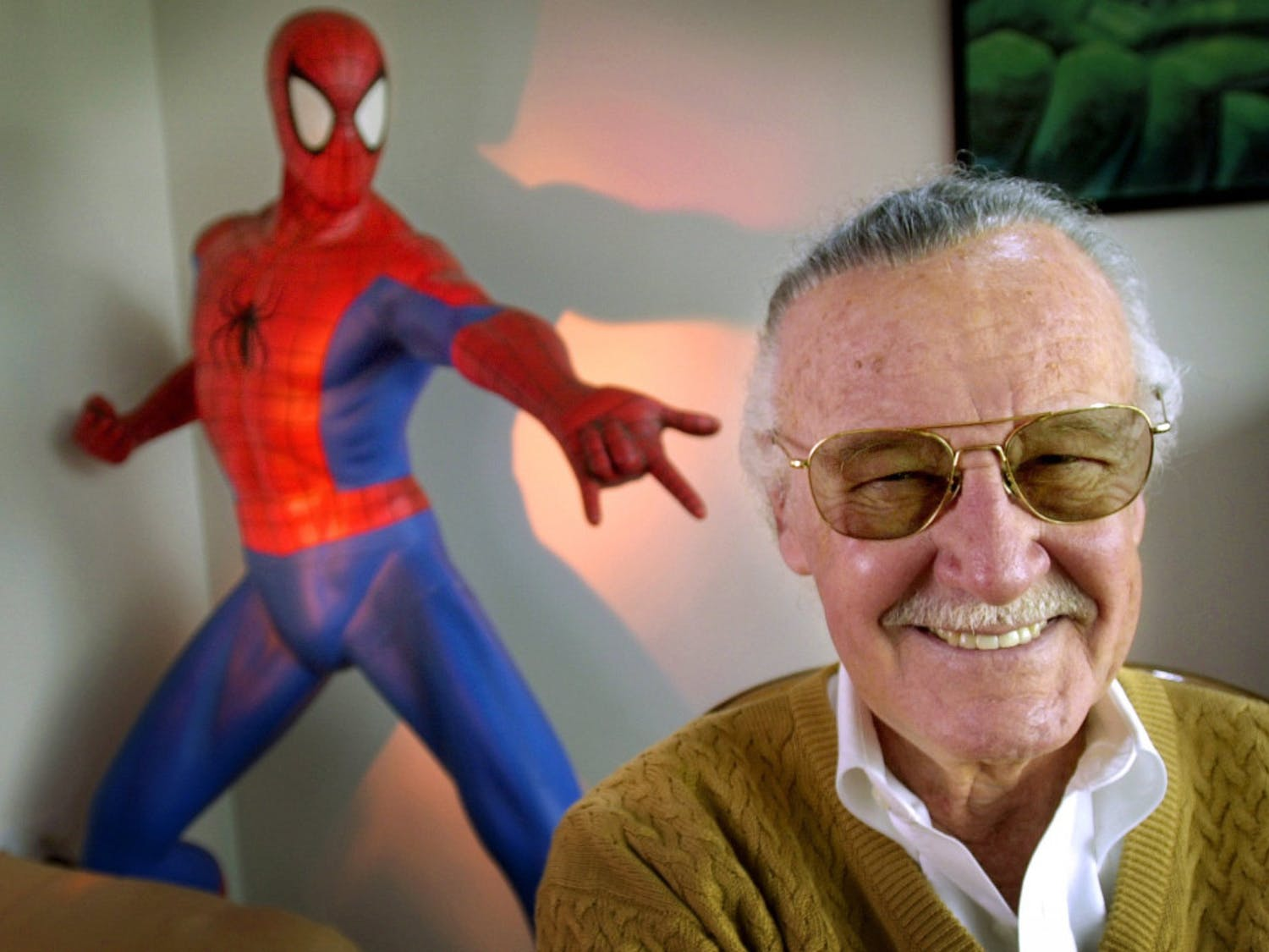 UF students remember the comic book legend Stan Lee