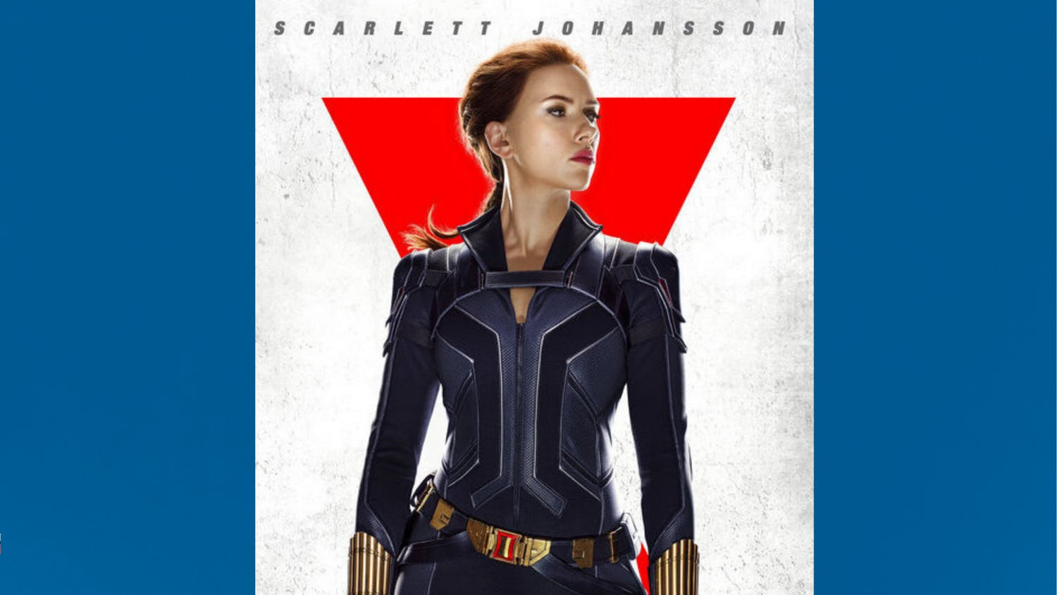 """""""Black Widow"""" was released July 9 in theaters and on Disney+. (AP Photo)"""