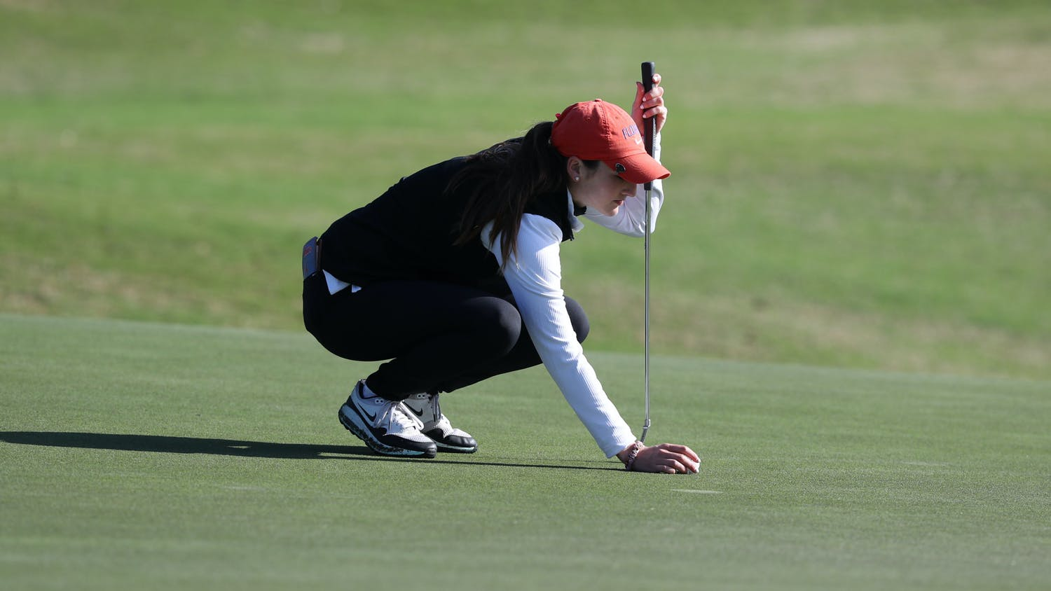Florida Gators women's golf on Sunday, February 21, 2021 at the Mark Bostick Golf Course in Gainesville, FL / UAA Communications photo by Alex de la Osa