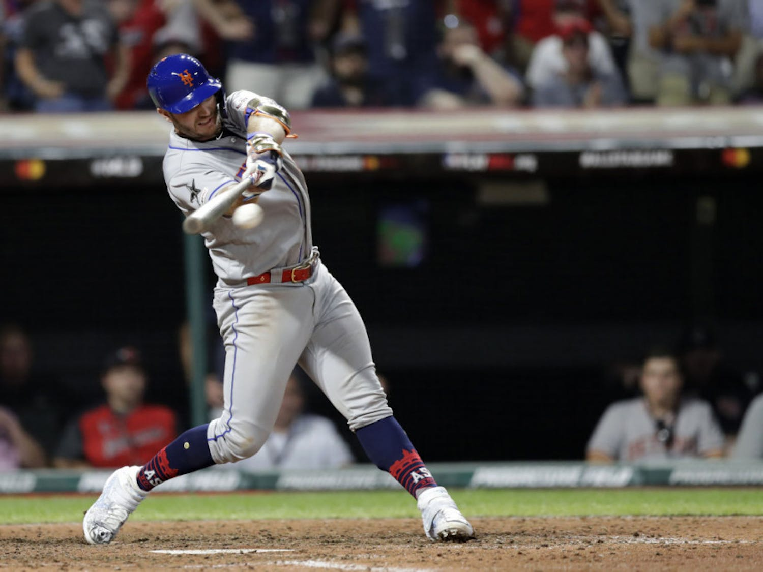 Former UF first baseman Pete Alonso was the only Gator to make it to the MLB All-Star Game this year, where he went 1-2 with 2 RBIs in the National League's 4-3 defeat.