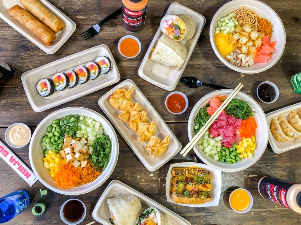"""<p dir=""""ltr""""><span>The new quick-serve sushi concept location will open at</span> <span>3524 SW Archer Rd.</span><span>, with a two-day grand opening on Oct. 2 and 3.</span></p><p><span></span></p>"""