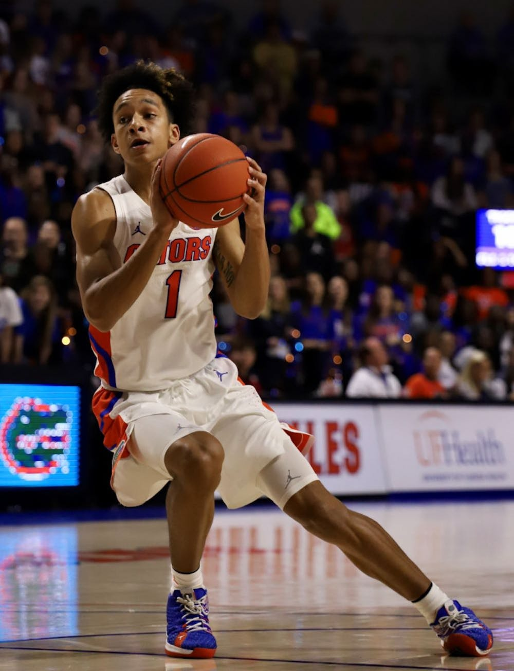 <p>The #Gators will play two games in the <span>Mohegan Sun at Connecticut this week to start their 2020-2021 season.</span></p>