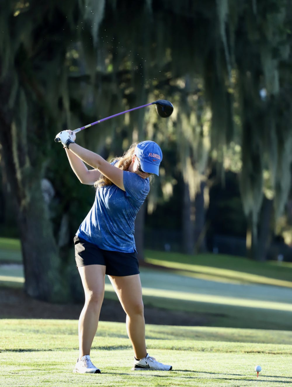 <p>Addie Baggarly (pictured), Annabell Fuller, Ricky Castillo and Joe Pagdin earned spots on national collegiate watchlists Thursday.</p>