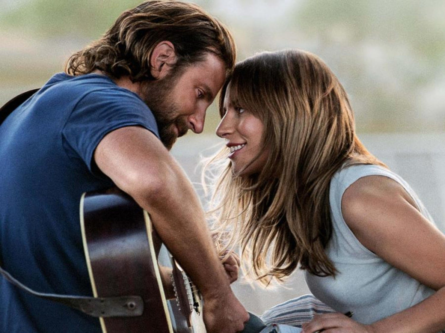 Lady Gaga and Bradley Cooper's chemistry in 'A Star is Born' could warm even the coldest of hearts.