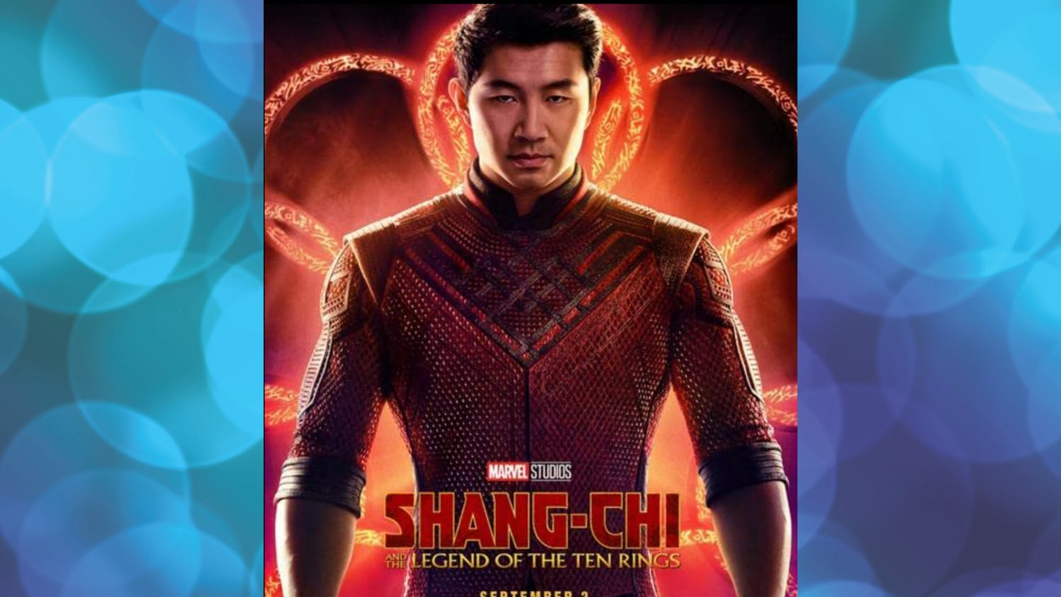 """""""Shang-Chi and the Legend of the Ten Rings,"""" the first Asian-led Marvel film, premiered Sept. 3. (Movie poster retrieved from IMDb)."""