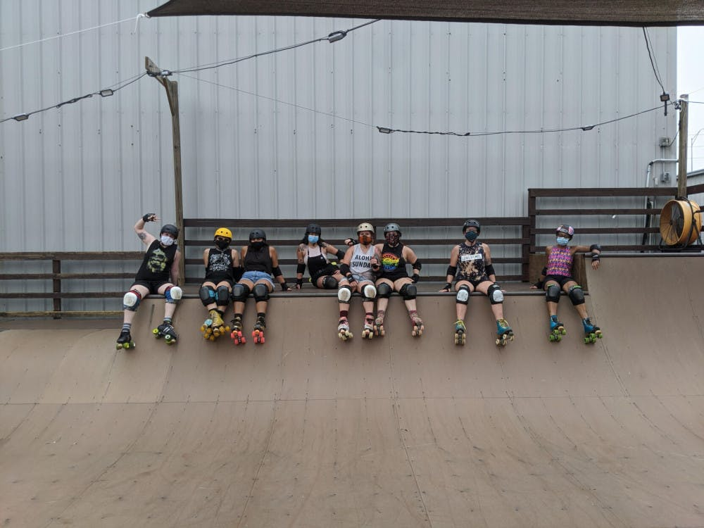 Picture of the Roller Rebels