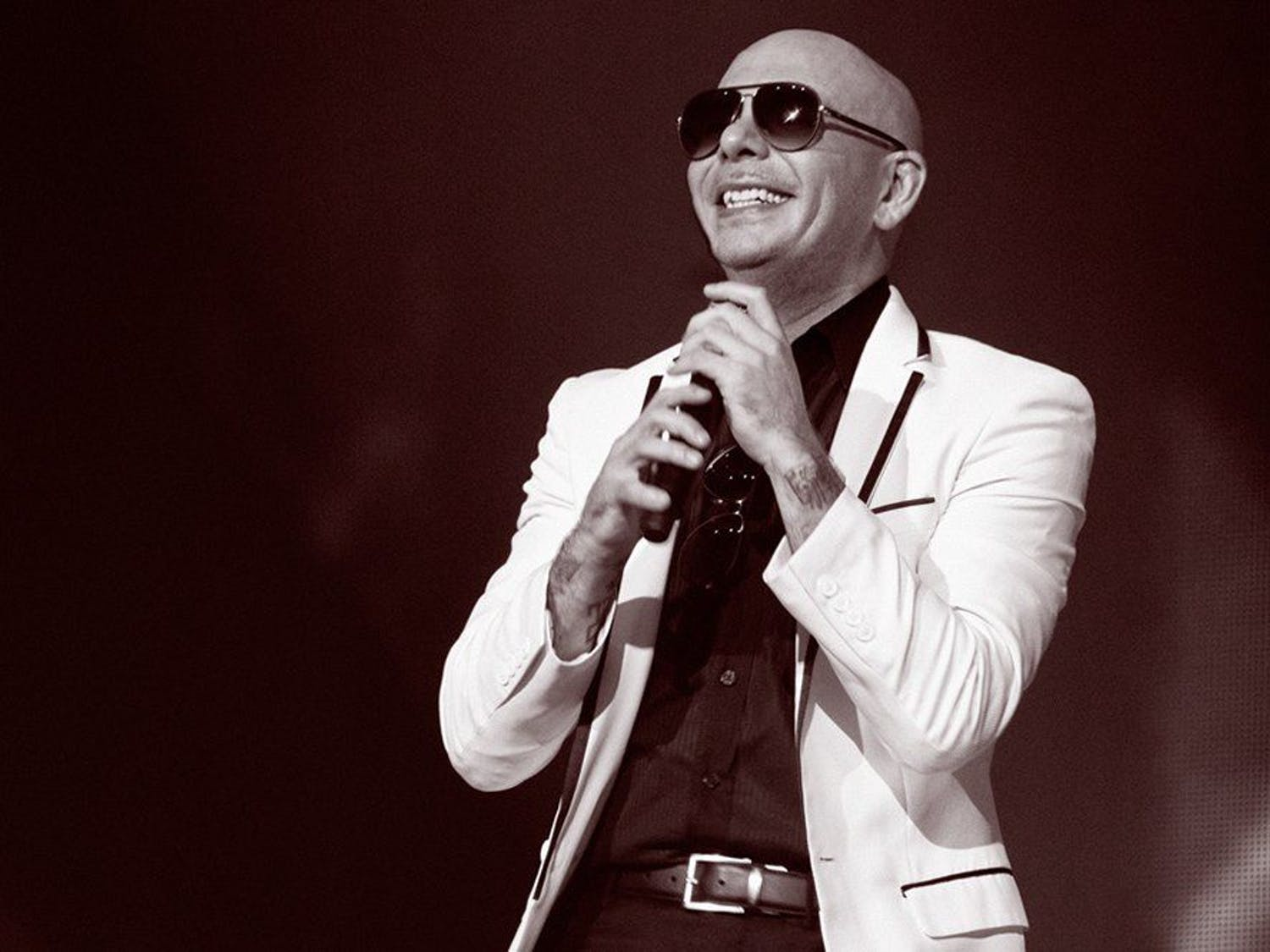 Armando Christian Pérez, better known asPitbull will speak at UF on Oct. 2 for anACCENT Speakers Bureau for Hispanic Heritage Month.Free student tickets are available for pick up on Sept. 28 and Oct. 2.