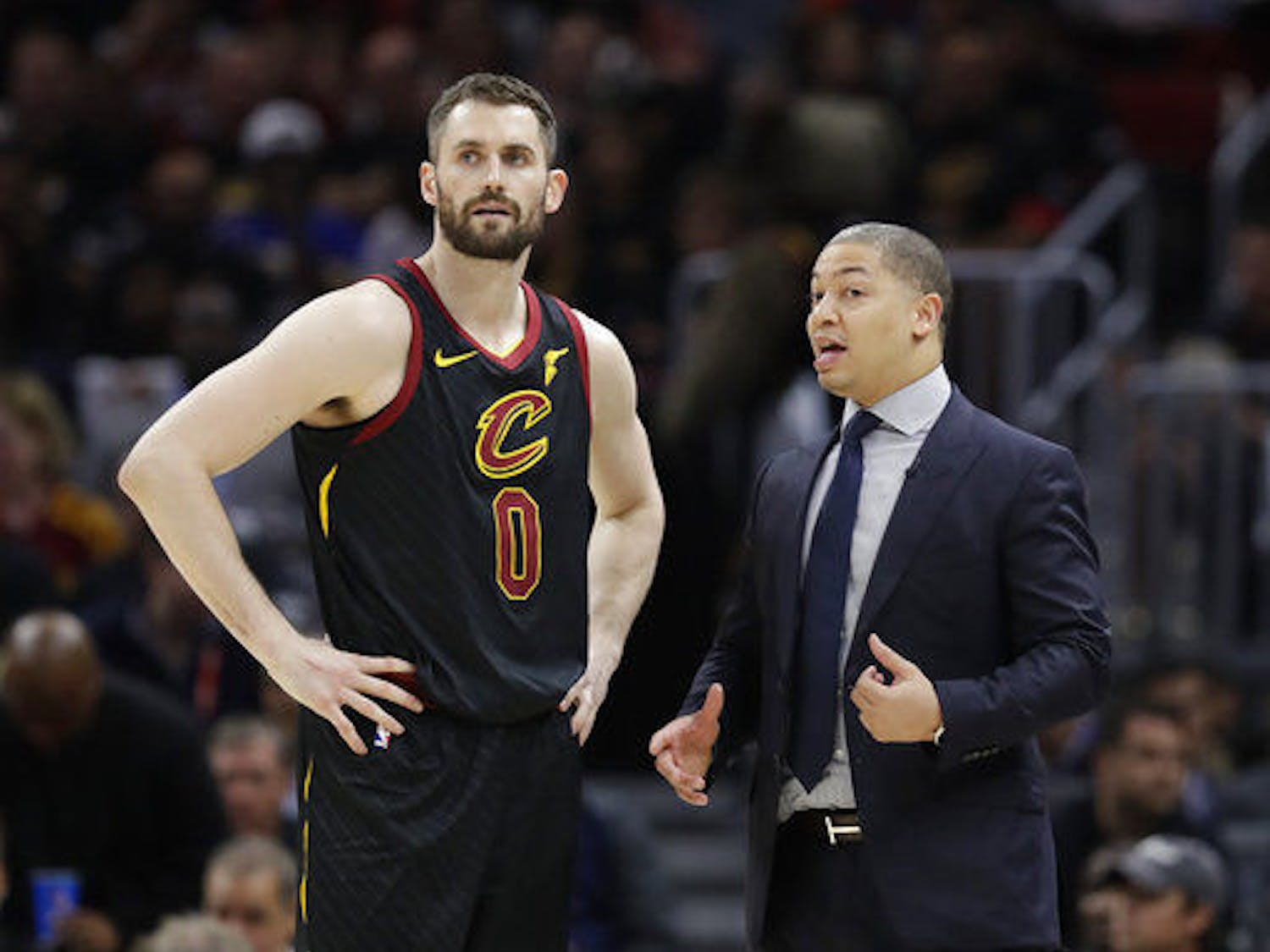 Cleveland Cavaliers forward Kevin Love just signed a four-year, $120 million extension with the team.