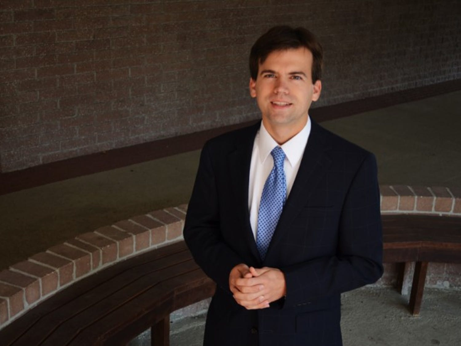 Andrew Morey, a UF Levin College of Law alumnus, plans to focus on education and women's reproductive rights if elected to the state House of Representatives.