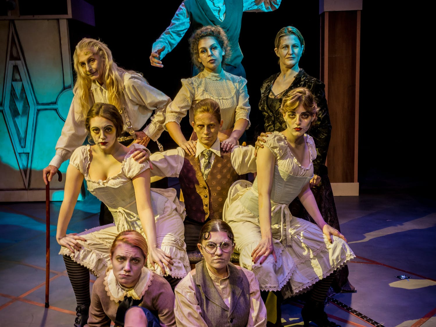 """""""All Girl Frankenstein"""" will premiere Friday at the Hippodrome State Theatre, 25 SE Second Place. A discounted preview will be held tonight at 8 p.m."""