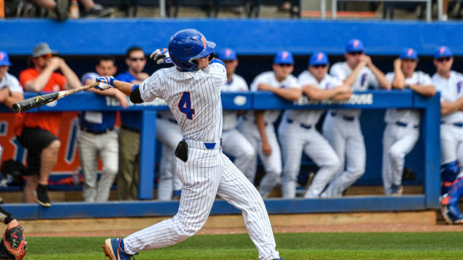 Jud Fabian was the first Gator off the board in the MLB Draft Monday.