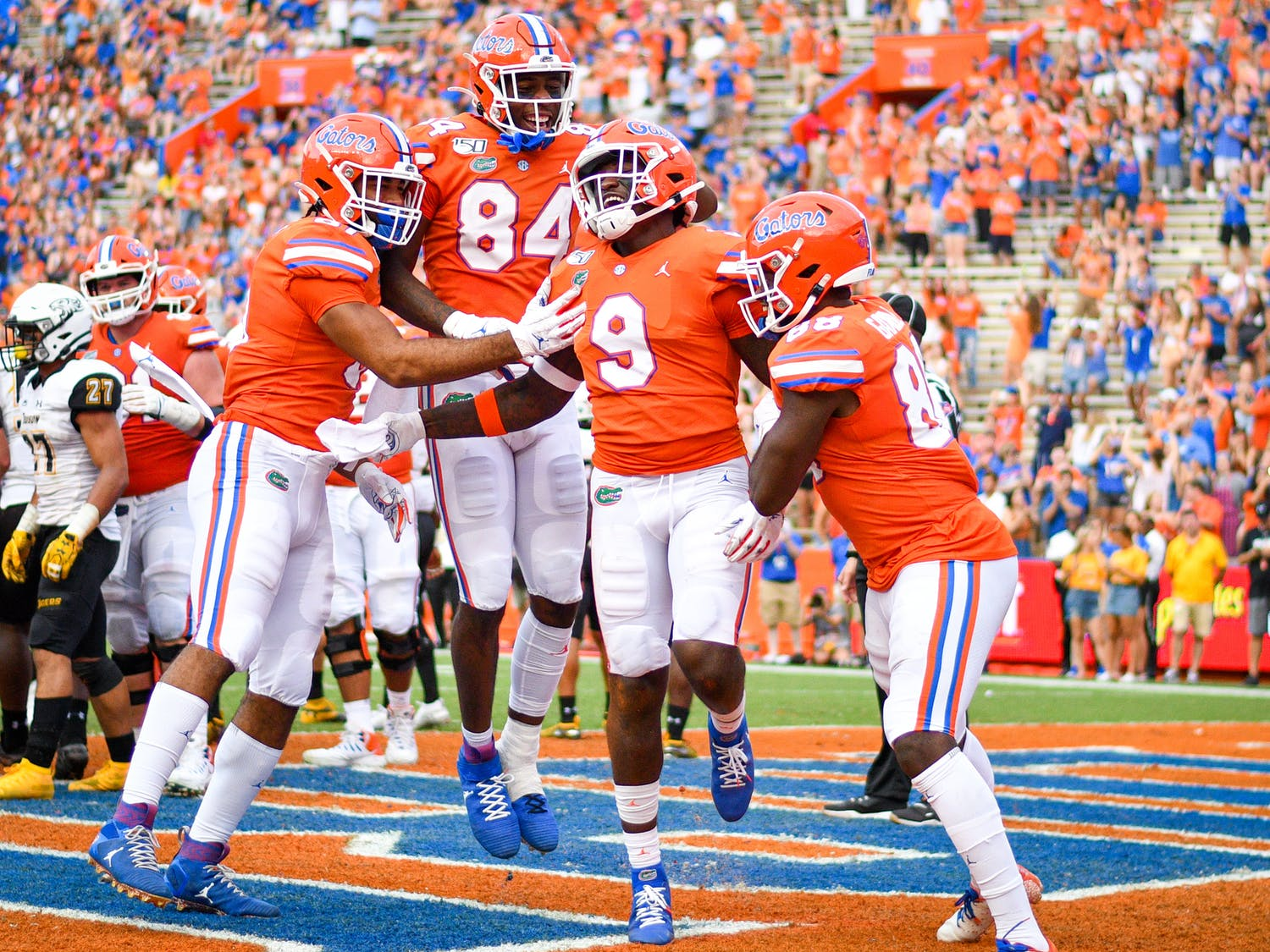 """This week's episode of the HBO show """"24/7 College Football"""" follows the Gators as the prepare to play the Towson Tigers."""