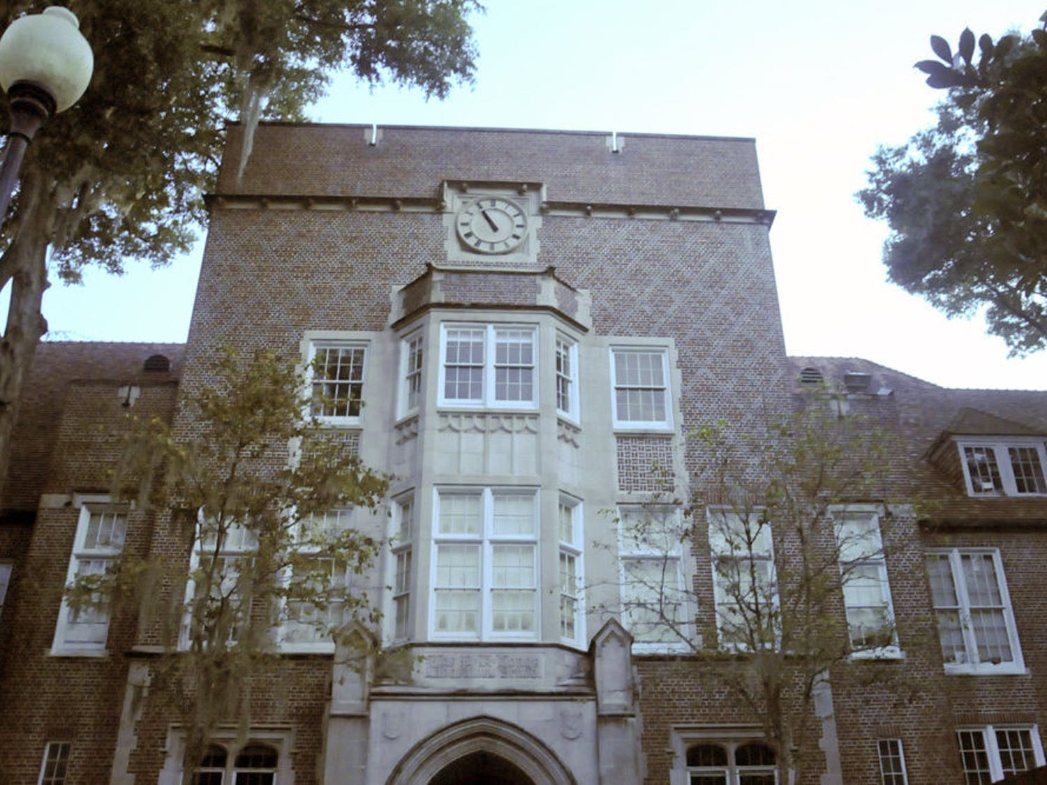 Originally built as P. K. Yonge K-12 Laboratory School in 1932, Norman Hall currently houses the UF College of Education.