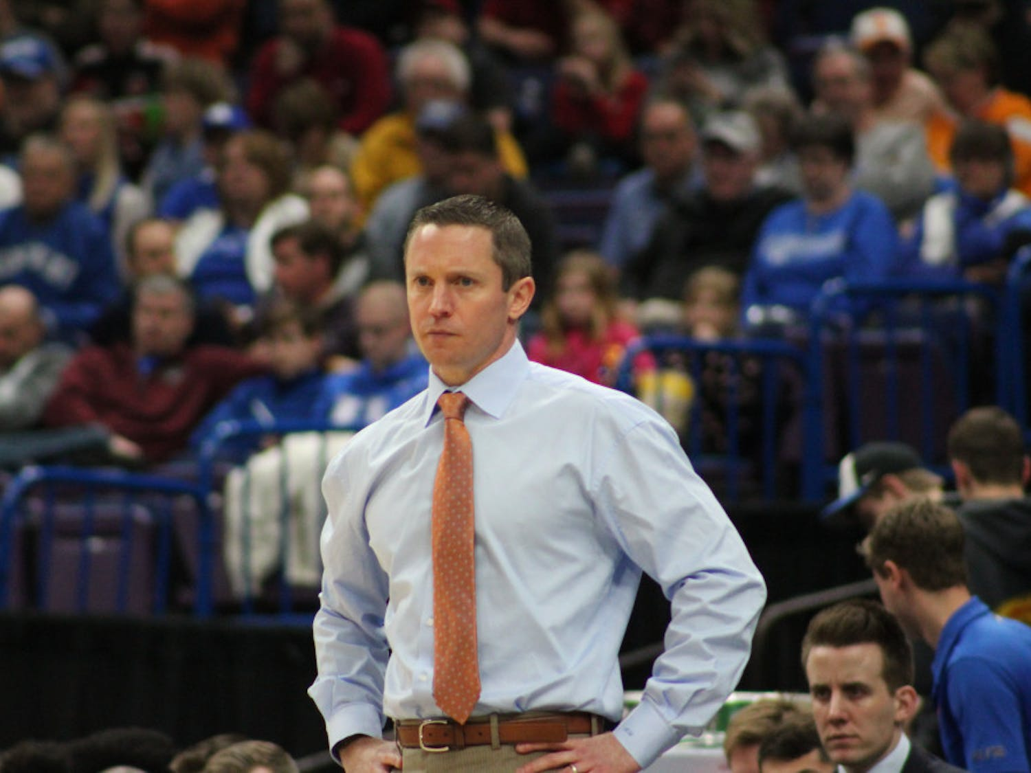 Coach Mike White and the Gators could have their hands full when they square off against Texas Tech tonight.