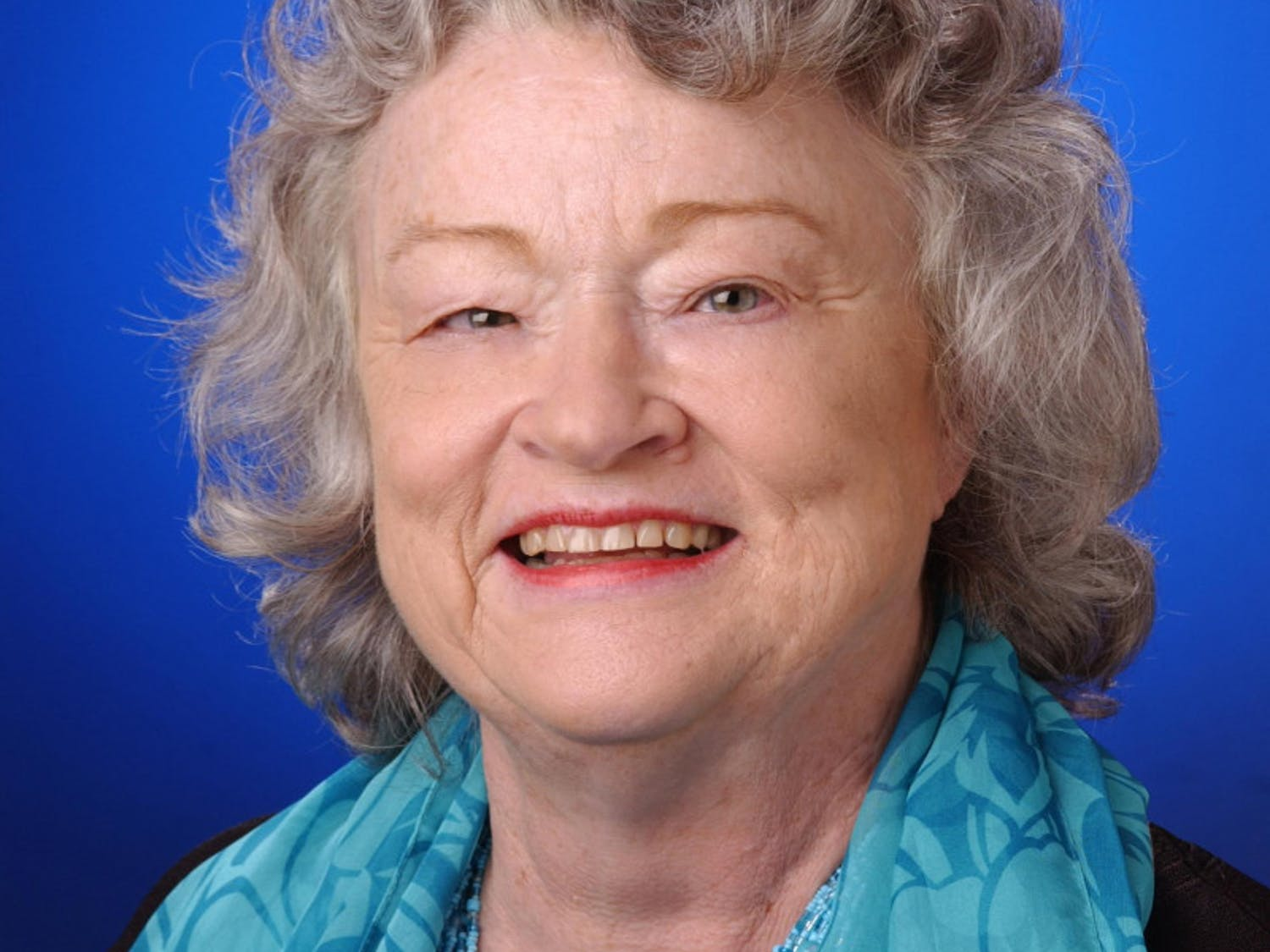 Lucy Morgan, a reporter for the Tampa Bay Times, was honored by the Bob Graham Center.