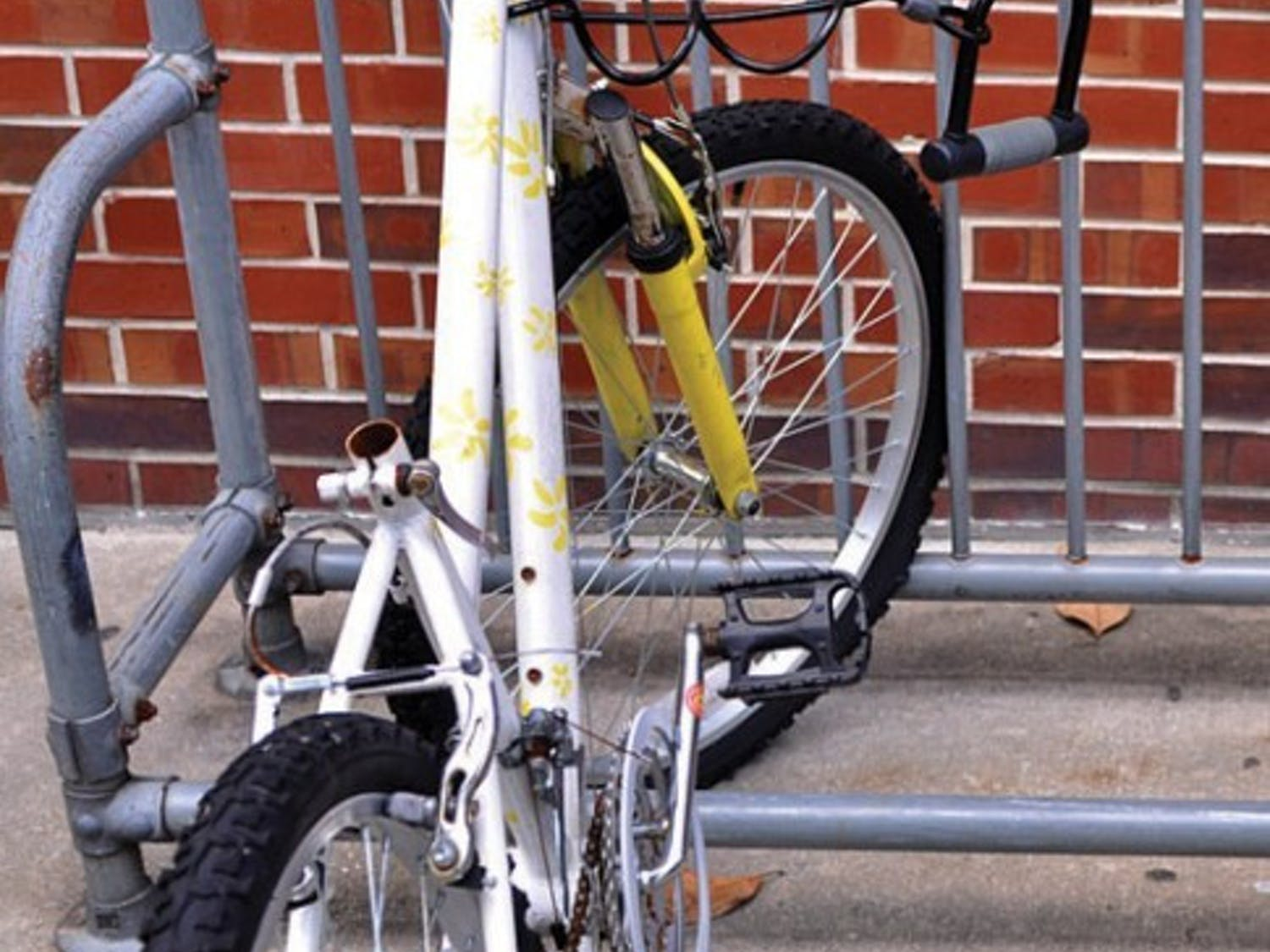 UPD collects between 150 and 180 abandoned bicycles every Fall semester and about 300 bikes after the Spring semester.