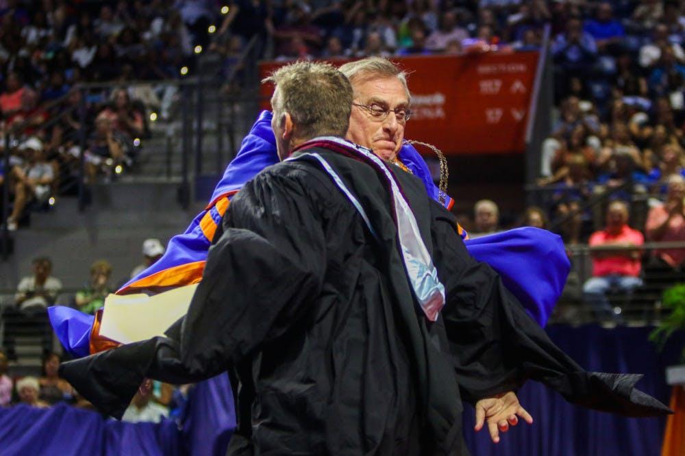 Summer graduation: Fuchs and Spiker