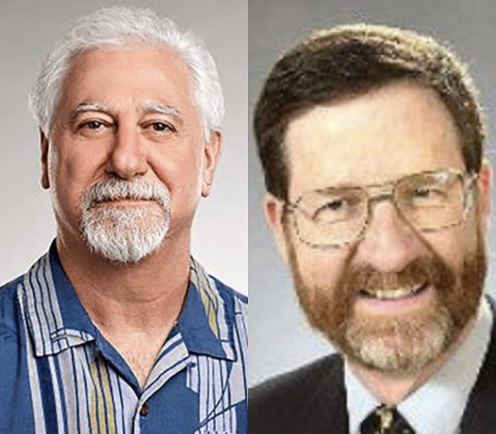 <p>UF alumnus Chris Malachowsky and UF chemistry professor Richard Yost will be inducted into the Florida Inventors Hall of Fame this year.</p>