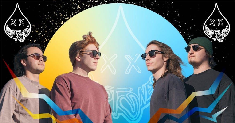 <p>&#x27;Getaway' marks an era of musical experimentation for Driptones.</p>