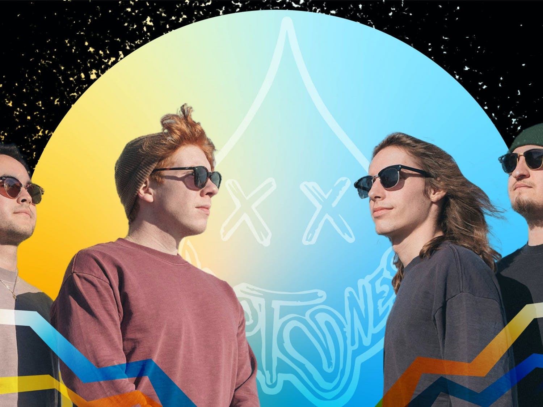 'Getaway' marks an era of musical experimentation for Driptones.