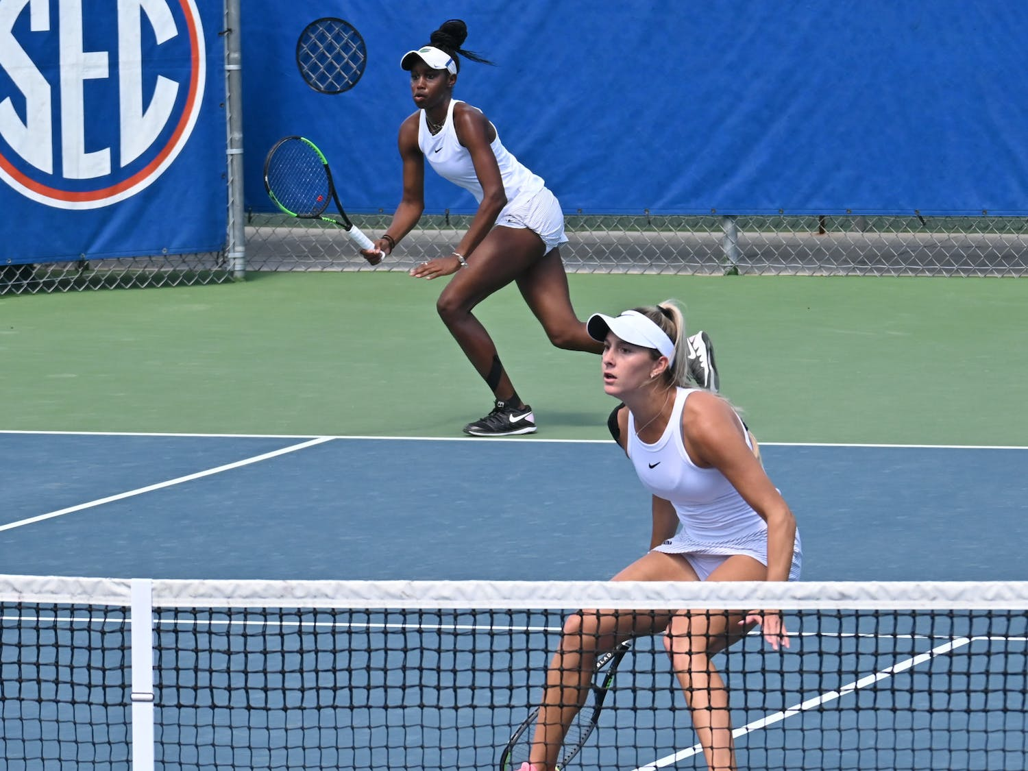 The No. 12 Gators rode high into the SEC Tournament with an eight-game win streak, but their momentum departed from the start.