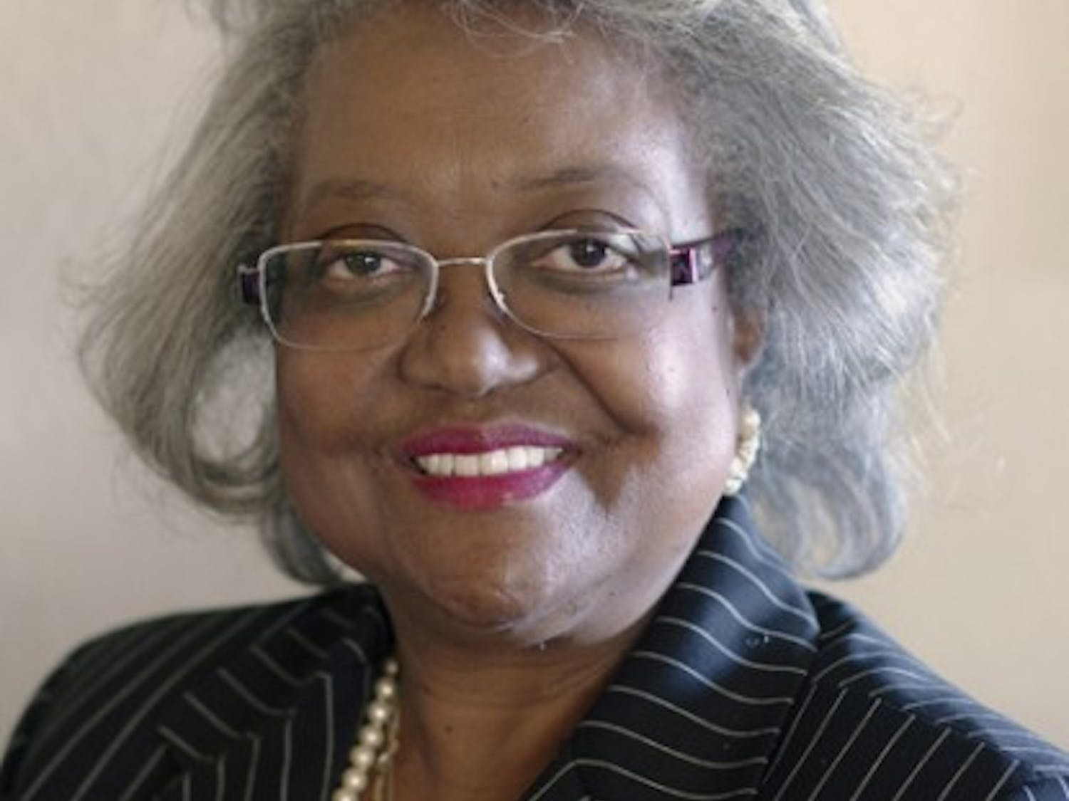 Yvonne Hinson-Rawls, 64, is one of three candidates running for the District 1 seat of the Gainesville City Commission.