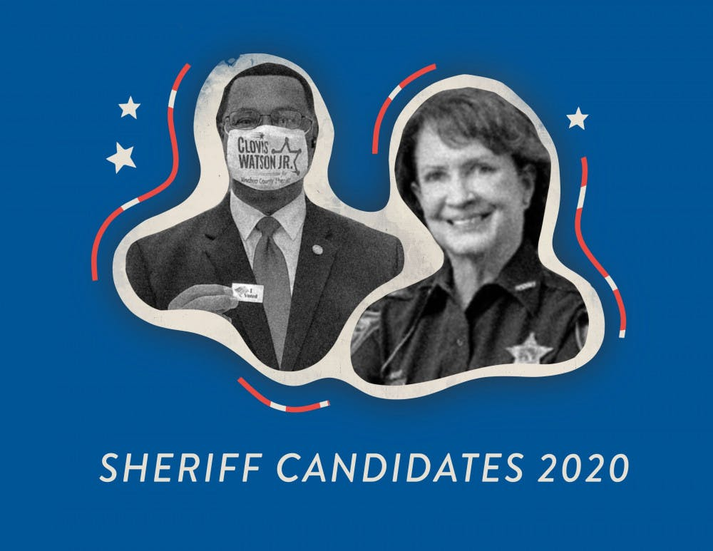 Alachua County Sheriff Candidates 2020