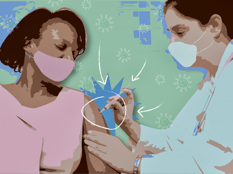 flu shot graphic