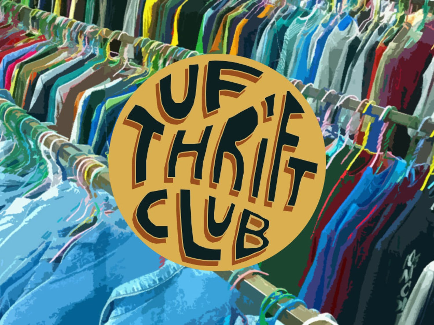 The UF Thrift Club aims to promote sustainable practices and educate its members on the consequences of fast fashion.