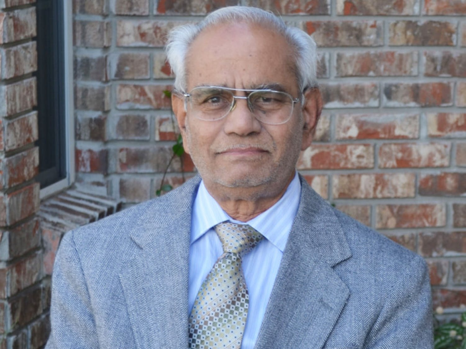 K. Siva Prasad is a 76-year-old retired engineer. He said he hopes to break the political gridlock in the County Commission by running as a non-party affiliated candidate.