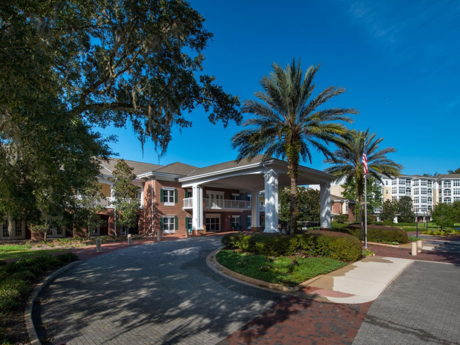 Oak Hammock at the University of Florida, a retirement community located at 5100 SW 25th Blvd., confirmed six residents and six staff as positive COVID-19 cases.