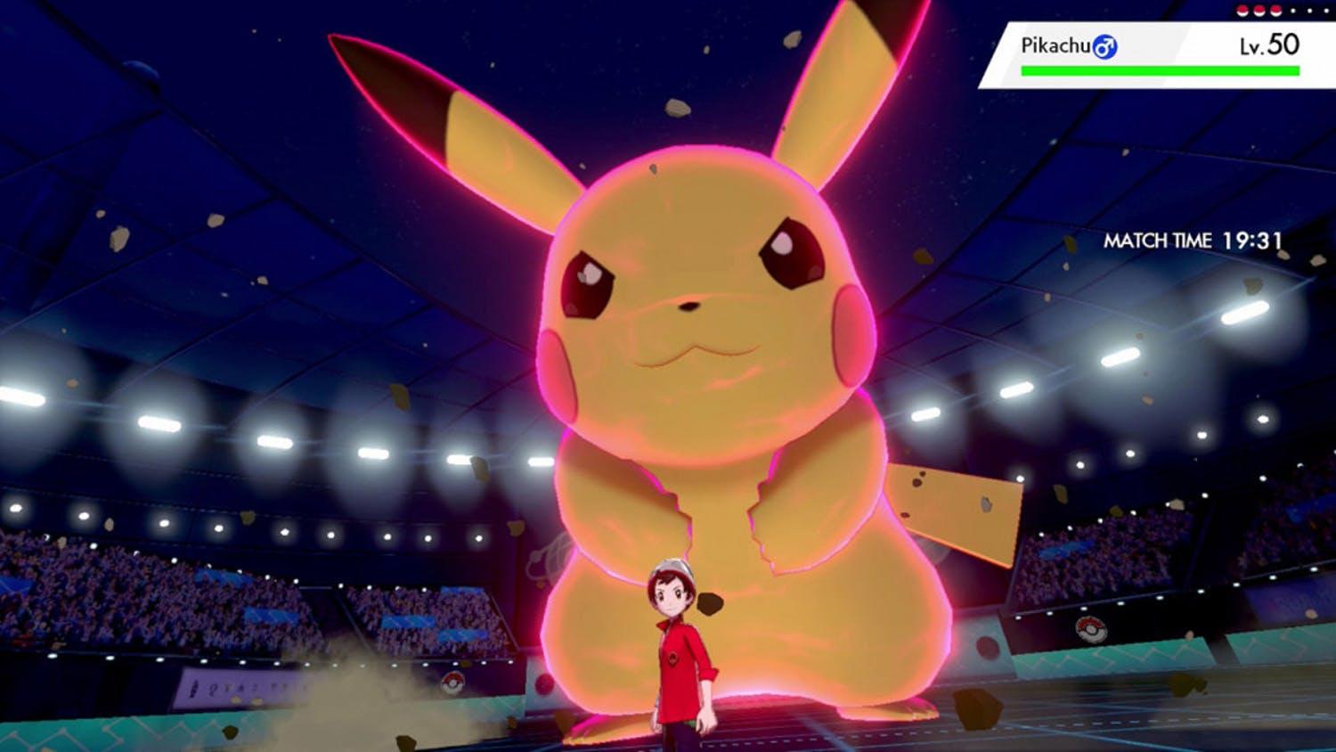 Nintendo Download: Forge a Path to Greatness in Pokémon Sword and Pokémon Shield.