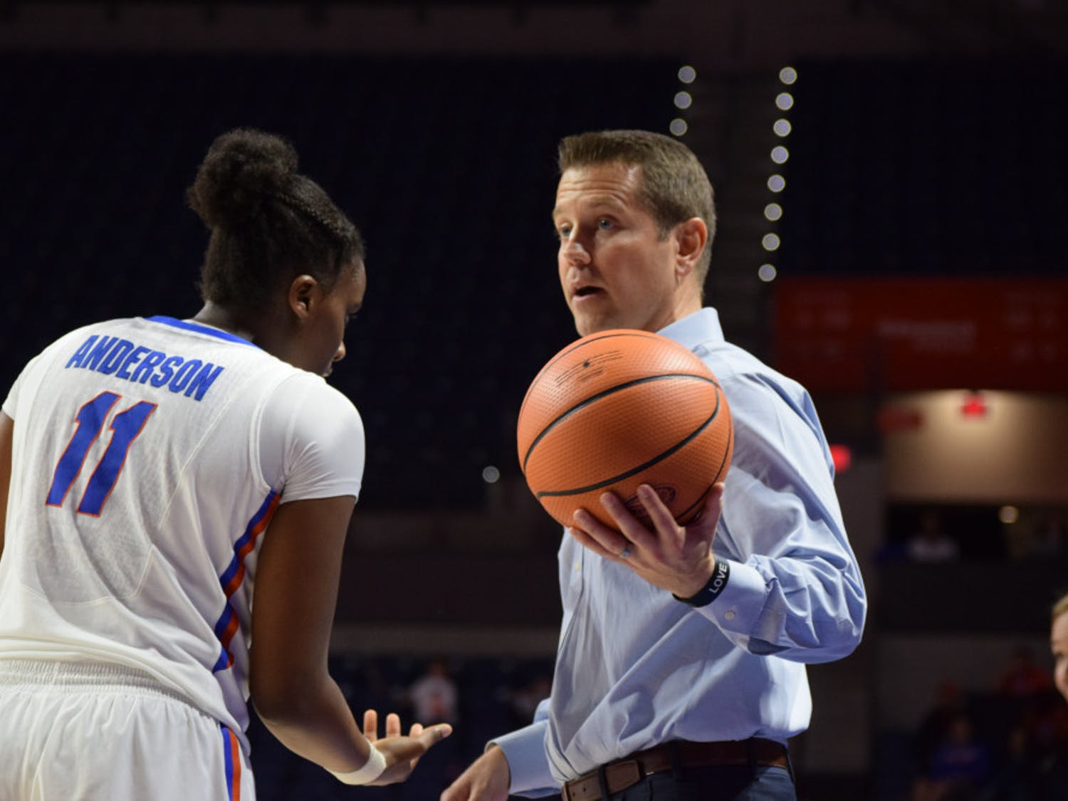 Arkansas State defeated the Gators, 70-69, in the O'Connell Center on Tuesday night.It was the first loss at UF for new coach Cameron Newbauer, who Florida hired on March 27 to fix an underperforming women's basketball program.