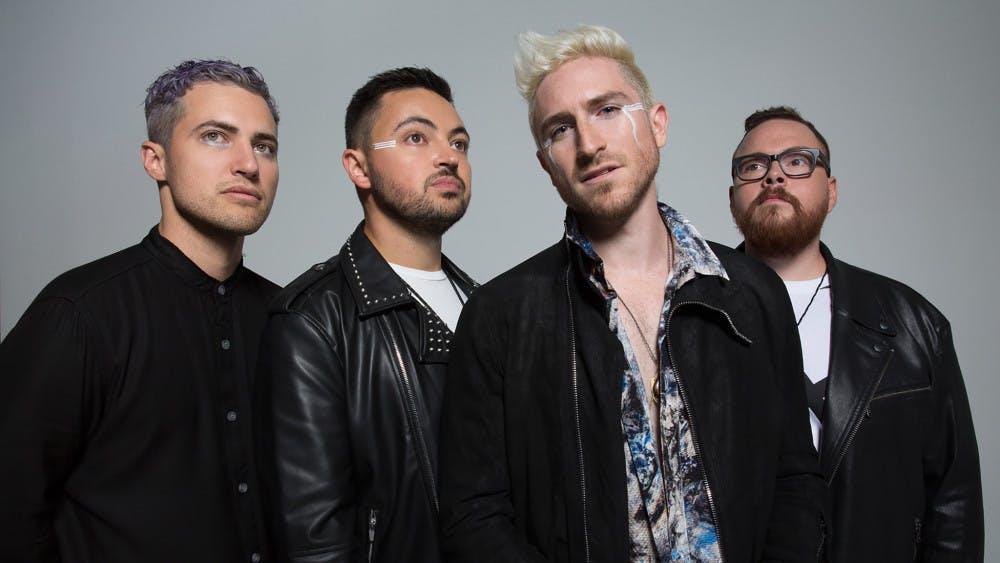 <p>Gator Growl organizers announced Walk the Moon would headline at the UF Homecoming Pep Rally on Nov. 2.</p>