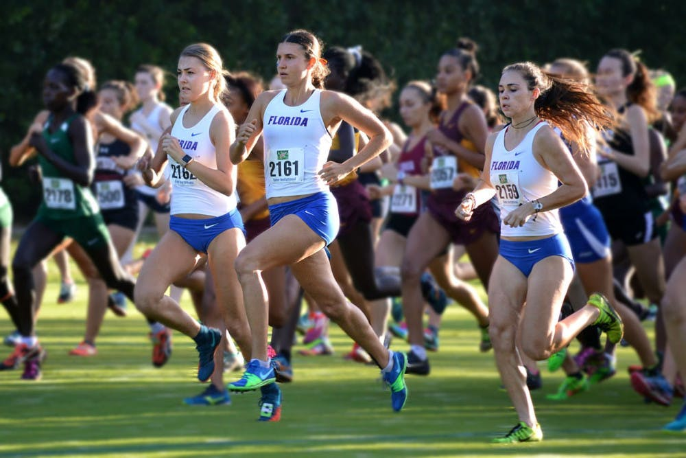 <p>Imogen Barrett ran a personal best of 4:38.72 in the one mile race</p>