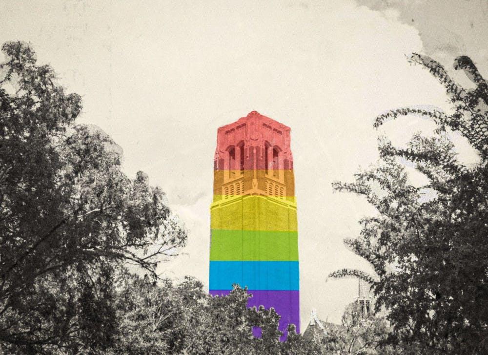 LGBTQ+ on campus
