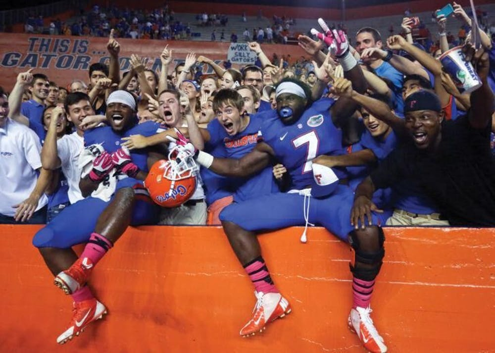 <p>Florida will welcome six teams by the Swamp, headlined by Alabama and Florida State.</p>